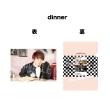 クリアファイル(Dinner)/ 花村想太×あたりまえポエム
