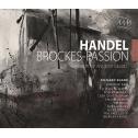 Brockes-Passion : Richard Egarr / AAM, R.Murray, Quattlebaum, E.Watts, Hughes, T.Mead, G.Bowen, Spence (3CD)