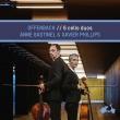 『2本のチェロのための二重奏教程』より グザヴィエ・フィリップ、アンヌ・ガスティネル