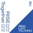 RISE / Together 【完全生産限定盤】(7インチシングルレコード)