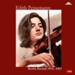 Peinemann: Sfb Recital Recordings In Berlin-schumann, Brahms, Schubert, Beethoven
