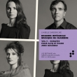 Viola Sonatas Nos.1, 2, 2 Gesange Op.91 : Lise Berthaud(Va)Eric Le Sage(P)Sarah Laulan(A)