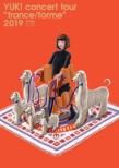 "YUKI concert tour ""trance/forme"" 2019 東京国際フォーラム ホールA (2DVD)"