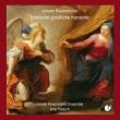 Deutsche Geistliche Konzerte: Paduch / Johann Rosenmuller Ensemble