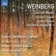 クラリネット協奏曲、室内交響曲第4番、他 ロベルト・オーバーアイクナー、ミハイル・ユロフスキ&ドレスデン・チェンバー・ソロイスツ、他