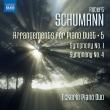 (Duo Piano)Symphonies Nos.1, 4 : Eckerle Piano Duo
