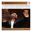 交響詩集、ブルレスケ、ホルン協奏曲第1番 ユージン・オーマンディ&フィラデルフィア管弦楽団、ルドルフ・ゼルキン、メイソン・ジョーンズ(4CD)
