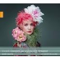 ヴァイオリン協奏曲集 第8集 ジュリアン・ショヴァン、ル・コンセール・ド・ラ・ローグ