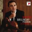 24のカプリース、ネル・コル・ピウによる変奏曲 マキシム・ブリリンスキー(2CD)