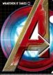 クリアファイル&ステッカーセット(アイアンマン)/ アベンジャーズ4 エンドゲーム