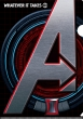 クリアファイル&ステッカーセット(ブラック・ウィドウ)/ アベンジャーズ4 エンドゲーム