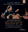 Ein Deutsches Requiem : Claudio Abbado / Berlin Philharmonic, Bonney, Terfel, Swedish Radio Choir, E.Ericson Choir (1997)