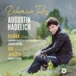 ボヘミアの物語〜ドヴォルザーク:ヴァイオリン協奏曲、ヤナーチェク、スーク アウグスティン・ハーデリッヒ、ヤクブ・フルシャ&バイエルン放送交響楽団、他