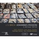 ヨハネ受難曲 ハンス=クリストフ・ラーデマン&シュトゥットガルト・ゲヒンガー・カントライ、パトリック・グラール、ピーター・ハーヴェイ、他(2CD)