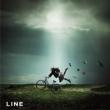 LINE/ハナツ (33回転/7インチシングルレコード)