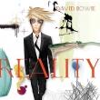 Reality (ホワイト・ブルーヴァイナル仕様/180グラム重量盤レコード/Friday Music)