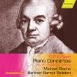 ピアノ協奏曲集 第6集 ミヒャエル・リシェ、ベルリン・バロック・ゾリステン