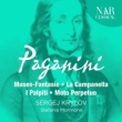 Mose-fantasia, La Campanella, I Palpiti, Moto Perpetuo, Etc: Krylov(Vn)Mormone(P)