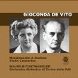 Brahms Violin Concerto, Mendelssohn : Gioconda de Vito(Vn)Wilhelm Furtwangler / Turin RAI So (1952)-Transfers & Production: Naoya Hirabayashi