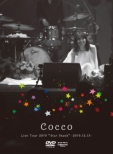 "Cocco Live Tour 2019 ""Star Shank"" -2019.12.13-【初回限定盤】"