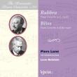 ラッブラ:ピアノ協奏曲、ブリス:ピアノ協奏曲、バックス:サセックスの5月 ピアーズ・レーン、レオン・ボツスタイン&ジ・オーケストラ・ナウ