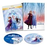 アナと雪の女王2 MovieNEX コンプリート・ケース付き(数量限定)【エルサのドレスラッピング付き】