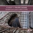 ピアノ・ソナタ第16番、第17番、ワルツ集 フィリップ・カサール
