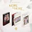 9th Mini Album: More & More (Random Cover)