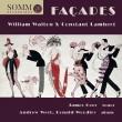 ファサード〜ウォルトンとランバートの音楽 アンドリュー・ウェスト、ローランド・ウッドリー、ジェイムズ・ギア