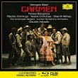 『カルメン』全曲 クラウディオ・アバド&ロンドン交響楽団、テレサ・ベルガンサ、プラシド・ドミンゴ、他(1977 ステレオ)(2CD+ブルーレイ・オーディオ)