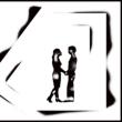 朝 (alternate version)/ (悪魔の沼 remix)(12インチシングルレコード)
