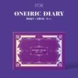3rd Mini Album: ONEIRIC DIARY 幻想日記 (3D ver.)