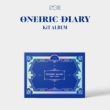 3rd Mini Album: ONEIRIC DIARY 幻想日記 <KiT ALBUM>