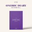 3rd Mini Album: ONEIRIC DIARY 幻想日記 (Oneiric Ver.)