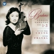 ヴァイオリン・ソナタ第1番『雨の歌』、第2番、第3番 チョン・キョンファ、ペーター・フランクル