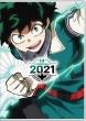 2021年スケジュール帳 僕のヒーローアカデミア