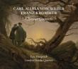 ウェーバー:クラリネット五重奏曲、クロンマー:クラリネット五重奏曲、他 エリック・ホープリッチ、ロンドン・ハイドン四重奏団