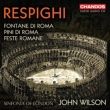 Roman Trilogy : John Wilson / Sinfonia of London