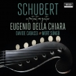 A Portrait on Guitar〜ギターによるシューベルト作品集 エウジェニオ・デラ・キアーラ、ダヴィデ・カバッシ、メルト・スング