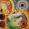 打楽器協奏曲『シエイディ』、交響曲第5番 コリン・カリー、ディーマ・スロボデニューク&ラハティ交響楽団