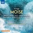 『モーゼ』全曲(フランス語)カルミナーティ&ヴィルトゥオージ・ブルネンシス、アレクセイ・ビルクス、ルカ・ダッラミコ、他(2018 ステレオ)(3CD)