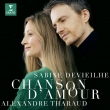 『シャンソン・ダムール』 サビーヌ・ドゥヴィエル & アレクサンドル・タロー (180グラム重量盤レコード)