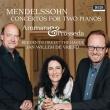 Concertos For 2 Pianos: Prosseda Ammara Prosseda(P)De Vriend / Haag Residentie O