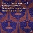 Sym, 1, : Blomstedt / Lgo +tragic Overture