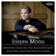 Piano Concerto No.1, Klavierstucke Op.119 : Joseph Moog(P)Nicholas Milton / Kaiserslautern Radio Philharmonic