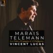 テレマン:無伴奏フルートのための12のファンタジー、マレ:スペインのフォリア ヴァンサン・リュカ
