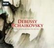 ドビュッシー:弦楽四重奏曲(弦楽合奏版)、チャイコフスキー:弦楽セレナード ヨーゼフ・スヴェンセン&NFMレオポルディヌム管弦楽団