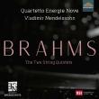 String Quintet, 1, 2, : Quartetto Energie Nove V.mendelssohn(Va)