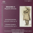 Brahms Symphony No.2, Schoeck Konzert Quasi una Fantasia : Roman Brogli-Sacher / Lubeck Philharmonic, Carlos Johnson(Vn)