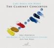ウェーバー:クラリネット協奏曲第1番、第2番、クルピンスキ:クラリネット協奏曲 エリック・ホープリッチ、ギイ・ファン・ワース&18世紀オーケストラ